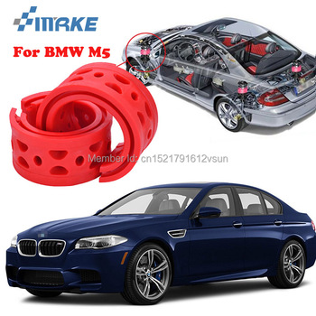 SmRKE Für BMW M5 Hochwertige Vorne/Hinten Auto Auto Stoßdämpfer Frühling Auto Power Cushion Buffer