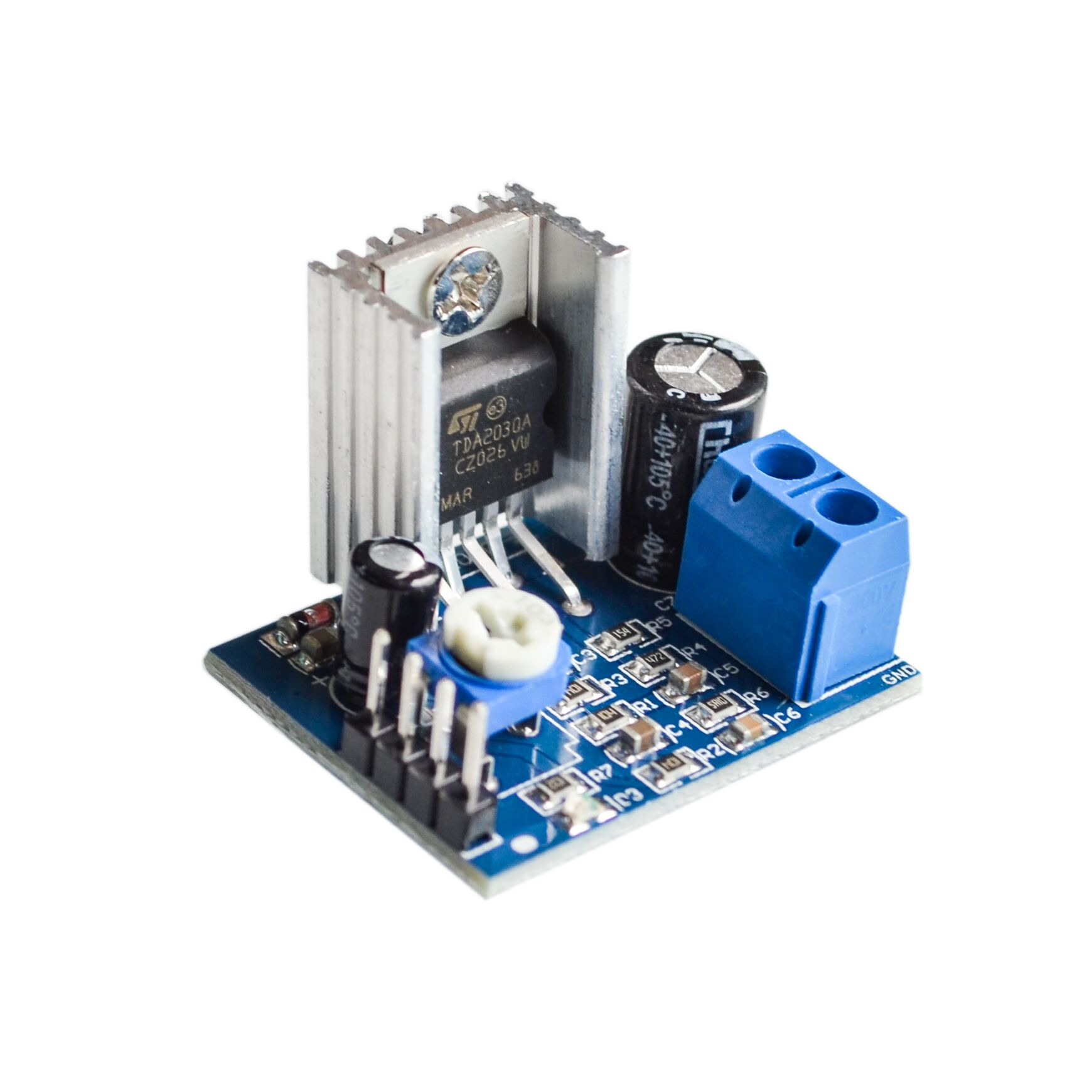 Buy Tda2030 Amplifier Board And Get Free Shipping On 30w Stereo Power Based Tda 1521