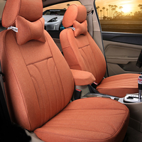 Custom Fit Seats Car Cover For Ford Mondeo 2015 Seat Covers For Cars Accessories Seat Supports