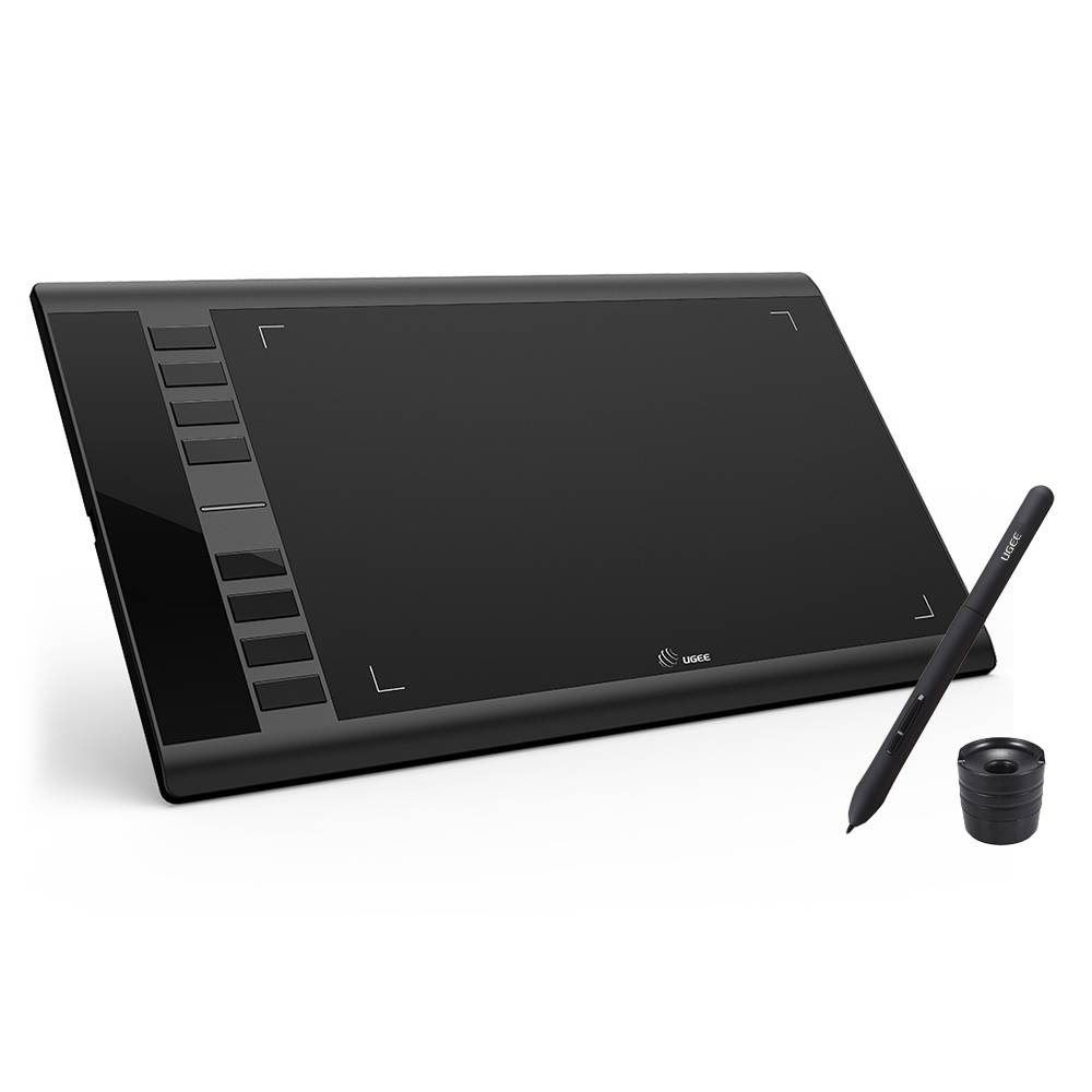 Original Ugee M708 Ultra-thin Draw Digital Graphics Drawing Painting Tablet Pad 10*6 Active Area for drawer painter learner