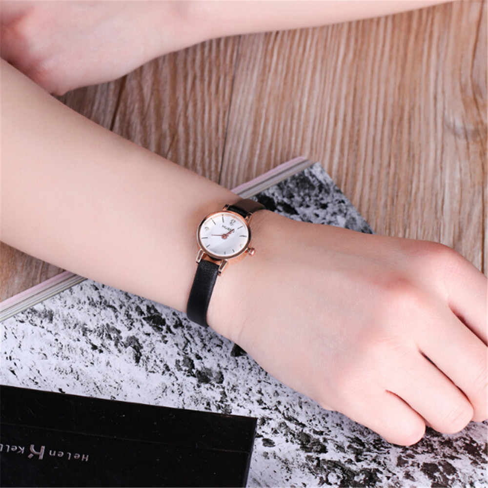 2018 Minimalist Fashion Woman Fine Strap Watch Travel Souvenir Birthday Gifts Freeshipping & Wholesale  #D