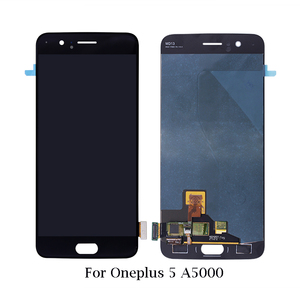 Image 5 - ل Oneplus 1 + A0001 A2001 A3000 A3010 A5000 A5010 شاشة الكريستال السائل + شاشة تعمل باللمس الجمعية ل OnePlus 1 2 3 3T 5 5T 6 6T 7 LCD شاشة