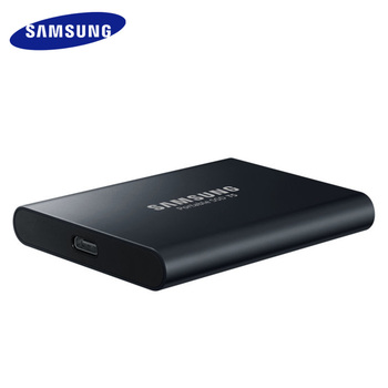 Samsung T5 External SSD 2T 1T 500GB 250GB External Solid State HD Hard Drive USB 3.1 Gen2 (10gbps) and backward compatible Phone