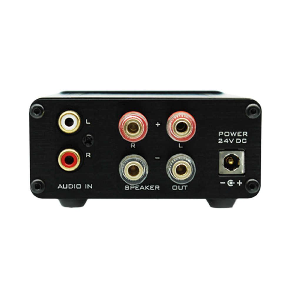 Amplificateur de puissance numérique TPA3250 FX Audio Hifi 70Wx2 Mini amplificateur stéréo domestique amplificateur de haut-parleur professionnel NE5532 amplificateur Op