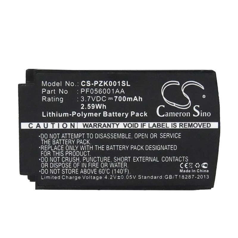 Cameron Sino 700 mah batteria per PARROT ZIK PF056001AA batterie