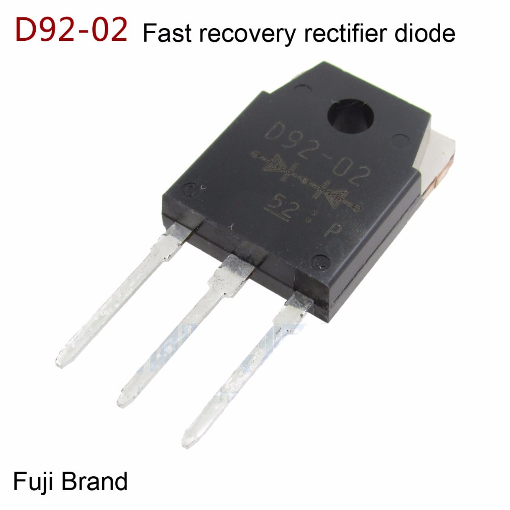 Lot of 1 or 3. Dual Common Cathode Fast Rectifier C25-07-02C
