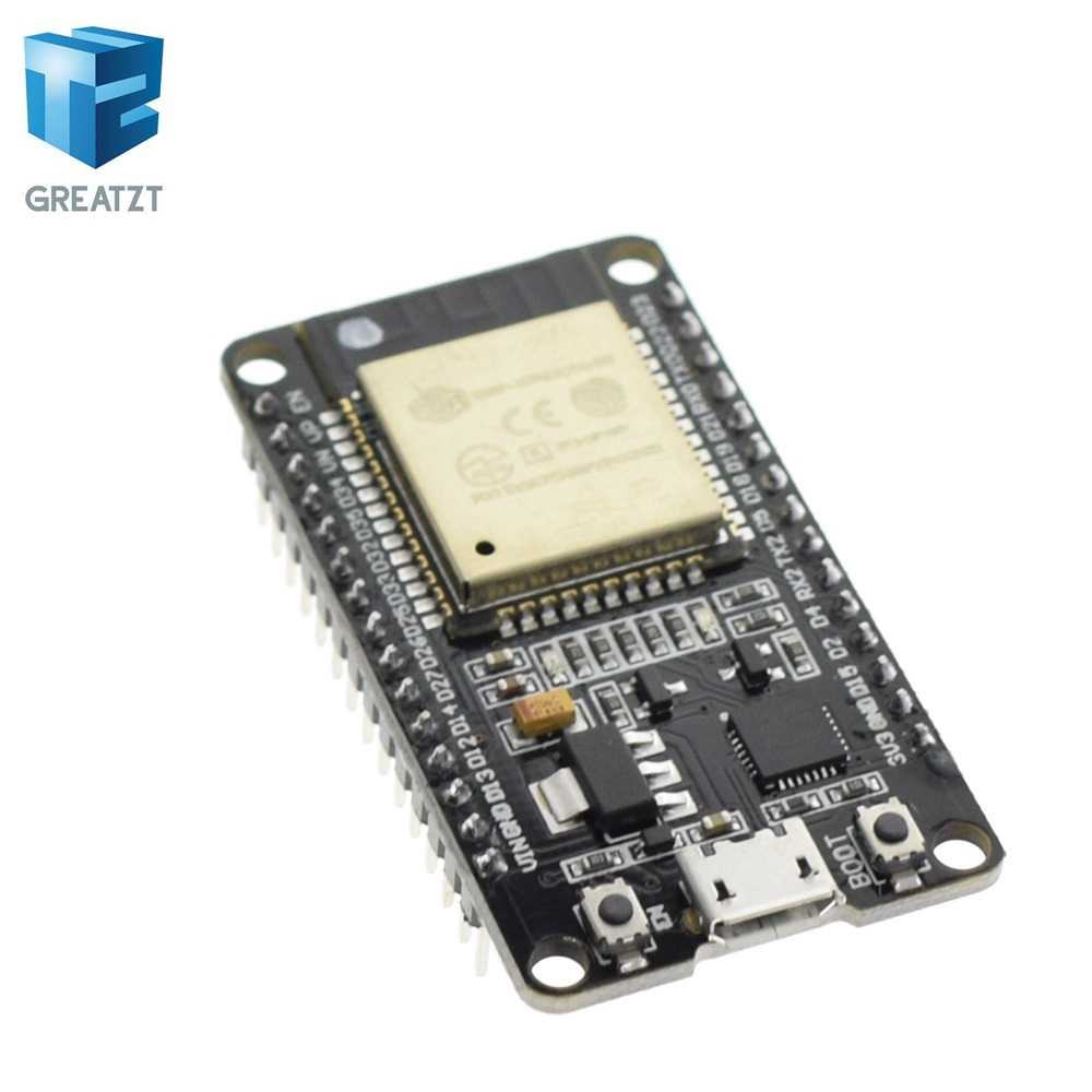 Detail Feedback Questions about GREATZT ESP 32 ESP 32S