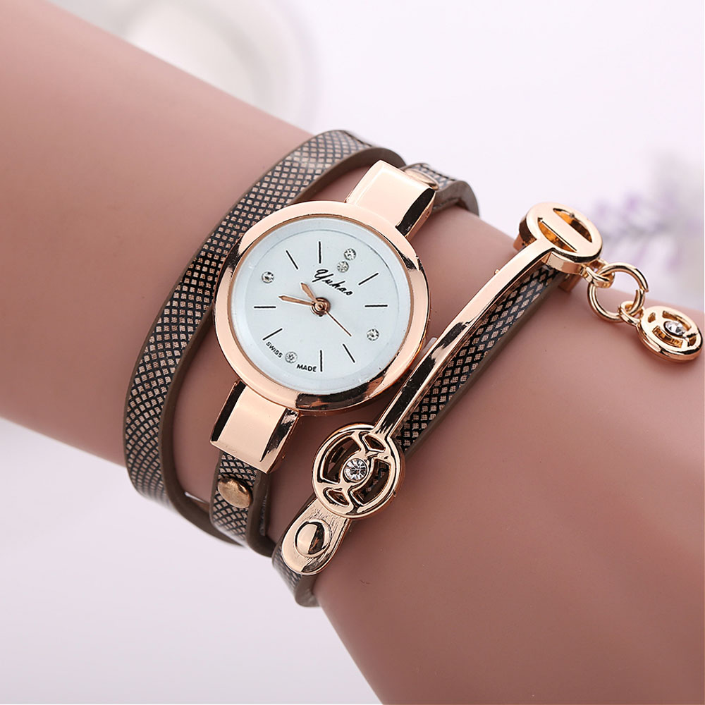 Relojes Mujer 2019 Women Metal Strap Wristwatch Bracelet Quartz Watch Woman Ladies Watches Clock Female Fashion Women Watches