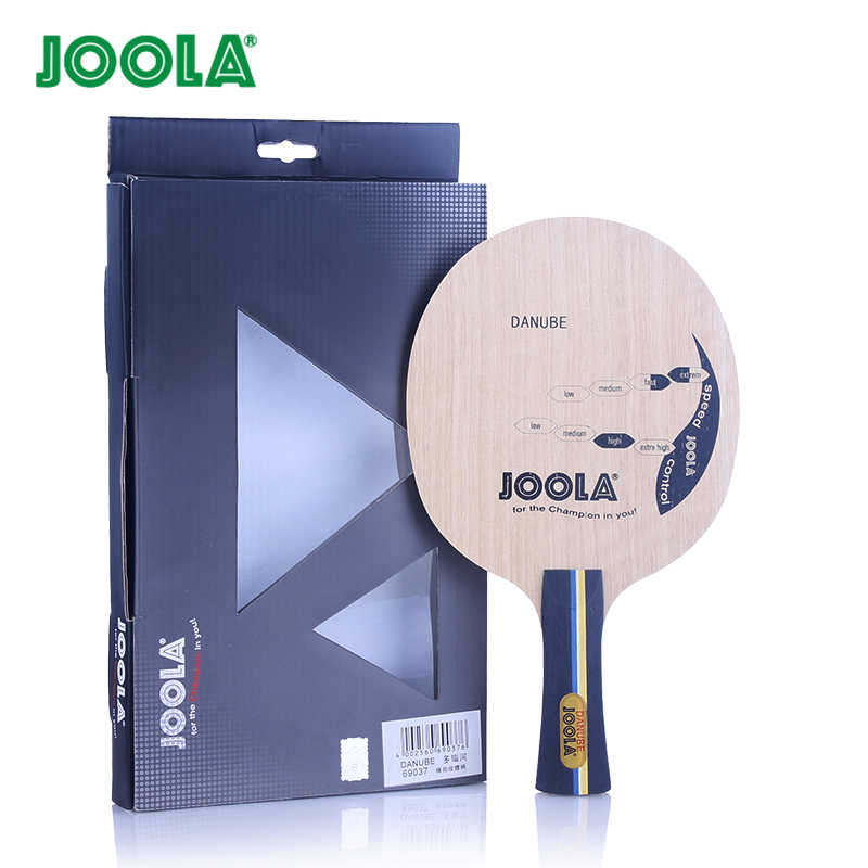 Joola DANUBE (5 Ply Wood, loop Style) Table Tennis Blade Racket Ping Pong Bat Paddle