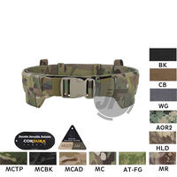 Emerson CP Style Modular Rigger's Belt EmersonGear MRB MOLLE Lightweight Low Profile Tactical Belt Multicam Camo Inner & Outer