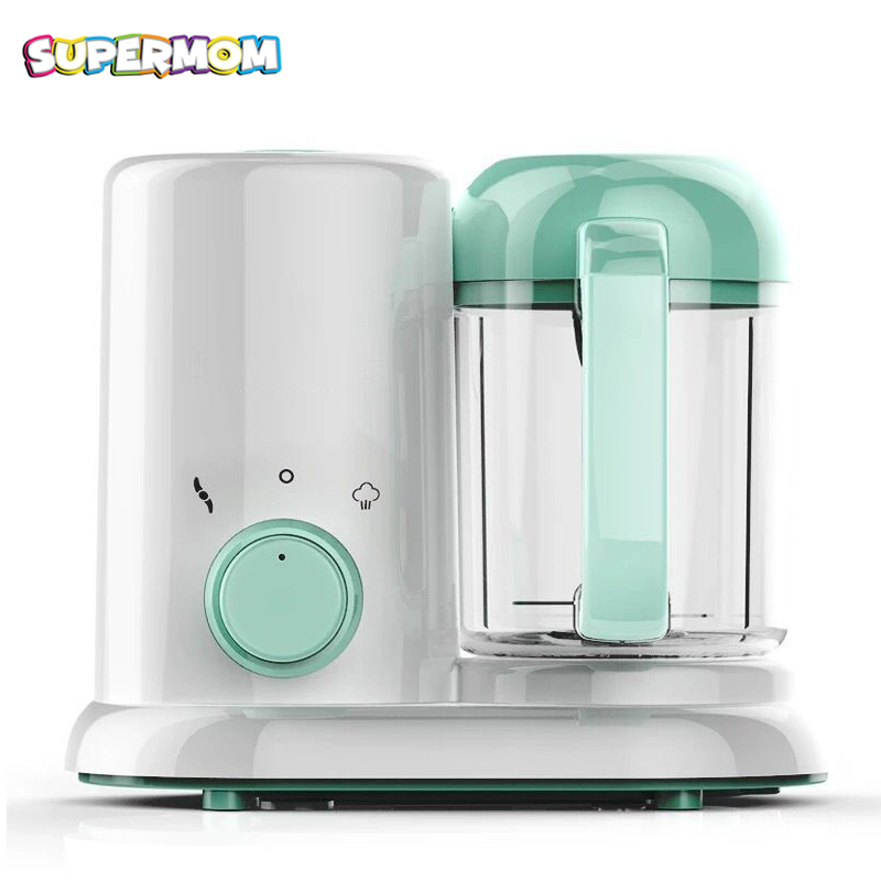 2019 New Baby Feeding Food Maker Supplement Newbron Baby Food Cooking Blenders Steamer Processor Infant Fruit