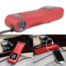 150W 12V Car Chargers Auto Inverter Charger With 2 USB AC 220V Cigarette Lighter Converter Adapter