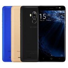 Original Bluboo D1 Mobile Phone 5.0 inch Screen RAM 2GB ROM 16GB MTK6580A Quad Core Android 7.0 Camera 8.0MP 2600mAh Smartphone