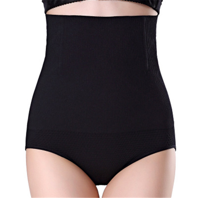 366844b9d2 Women High Waist Tummy Control Panties Waist Body Shaper Seamless Belly  Waist Slimming Pants Panties Shapewear Girdle Underwear