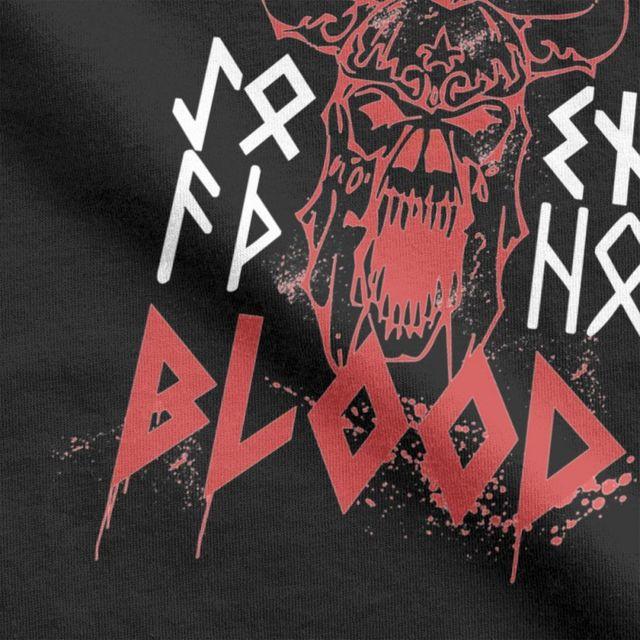 VIKING BLOOD RUNES ODIN T-SHIRT (20 VARIAN)