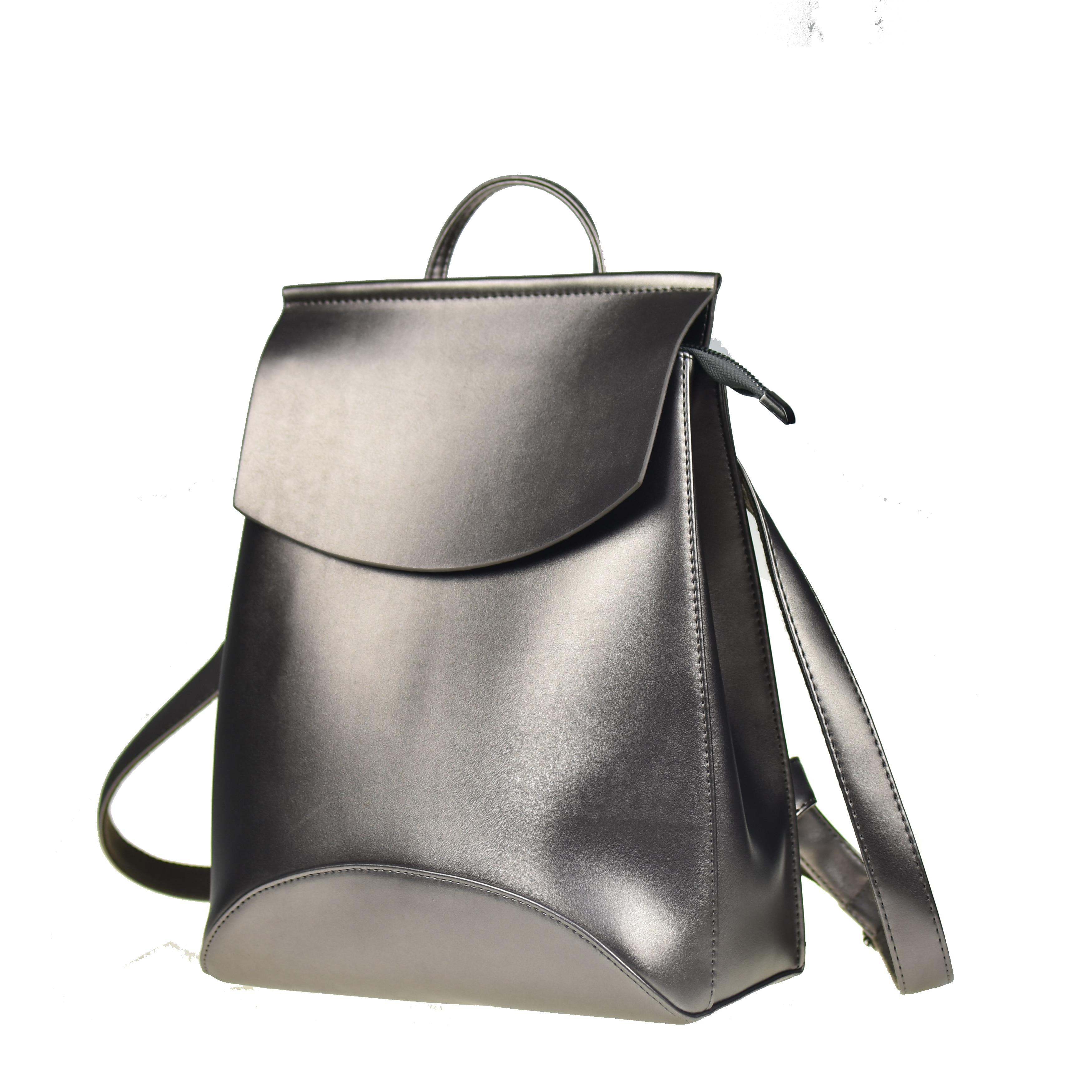 Fashion Women Backpack High Quality Pu Leather Backpacks For Teenage Girls Female School Shoulder Bag Bagpack Mochila #4