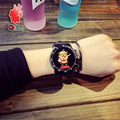 Anime games around the hero alliance watch LOL female timothy male blind students fashion tide table cartoon watch
