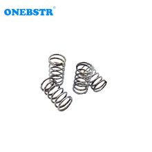 Free shipping 3D Printer Accessories UM2 ULTIMAKER2 Extruded Spring Carbon Steel 1x10.7 x17.5x9mm