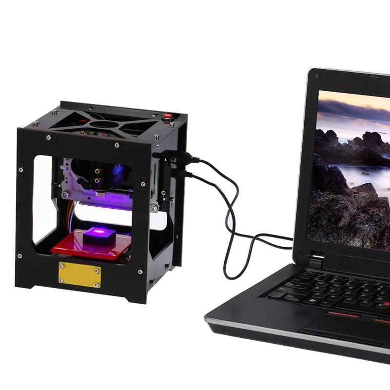 CNC Engraving Machine 1000mW Automatic DIY Print laser ...