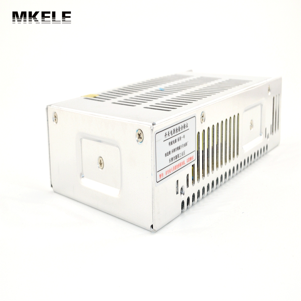 ФОТО Single Output Switching Stepper Power Supply 201W 12V 16.5A for 3D Printer Kits S-201-12