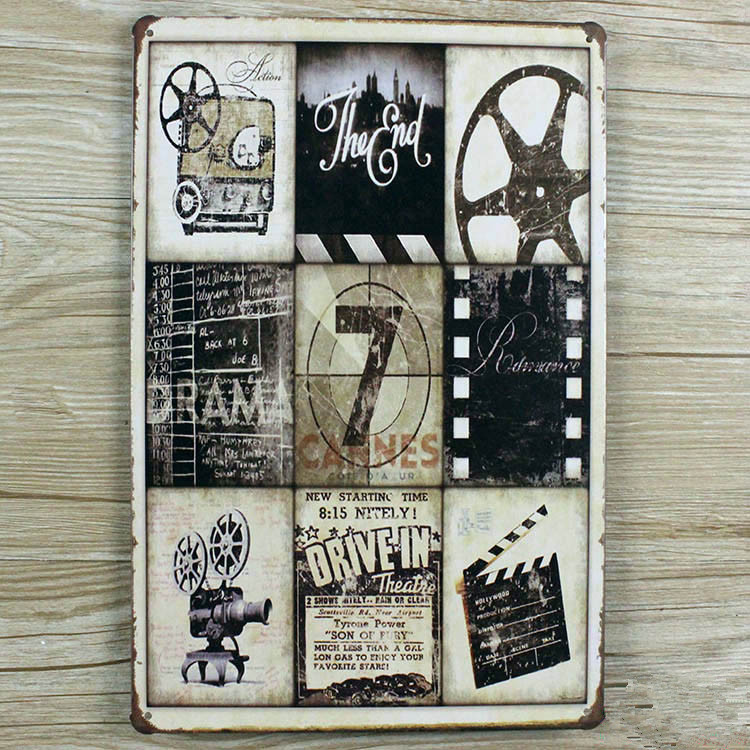 "Aliexpress.com : Buy Direct selling ""Filmed"" Tin plate ..."