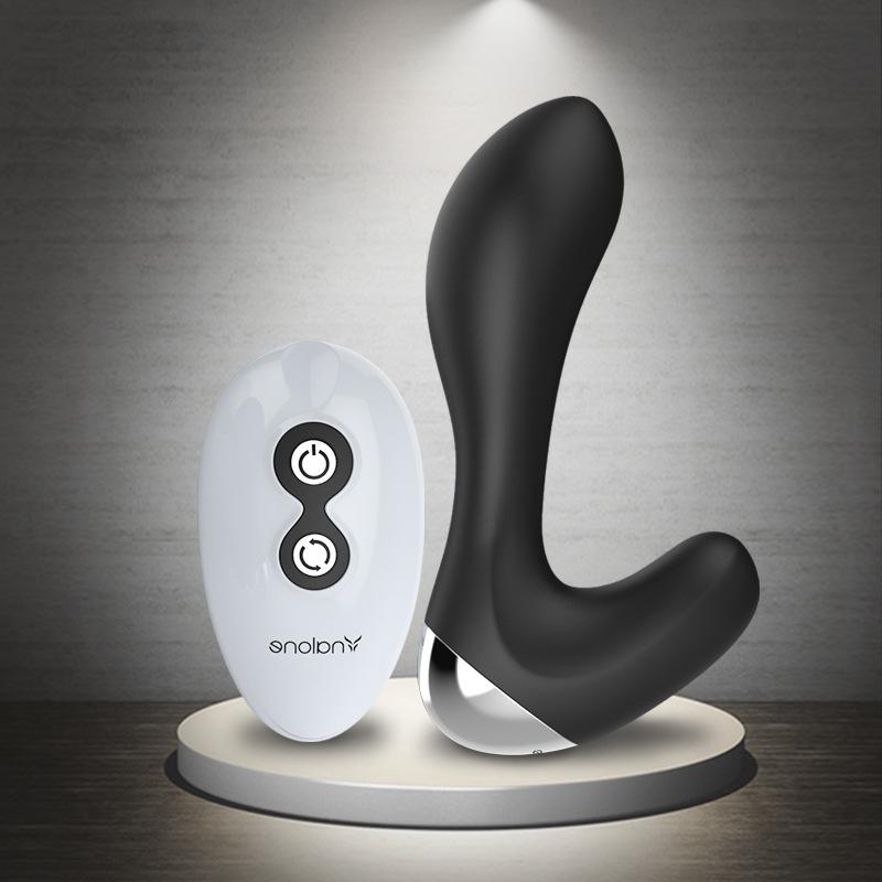 Buy Nolan Fernbedienung Vibrierendes Männlichen Prostata-massagegerät, Silikon g-punkt Klitoris und vagina Stimulator Sex Spielzeug großhandel