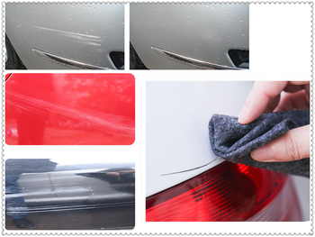Auto parts light paint scratches remover wear surface repair rag for BMW EfficientDynamics E46 E39 E38 E90 E60 E93 F30 F31 F80 image