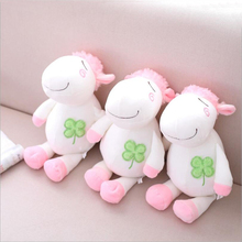 New Style Lovely Little Sheep Plush Toy Stuffed Animal Soft Doll Children Birthday Gift