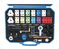 63 PCS Master Engine Timing Tool Kit For Alfa Romeo Fiat Lancia Colour Coded  WT04A2030