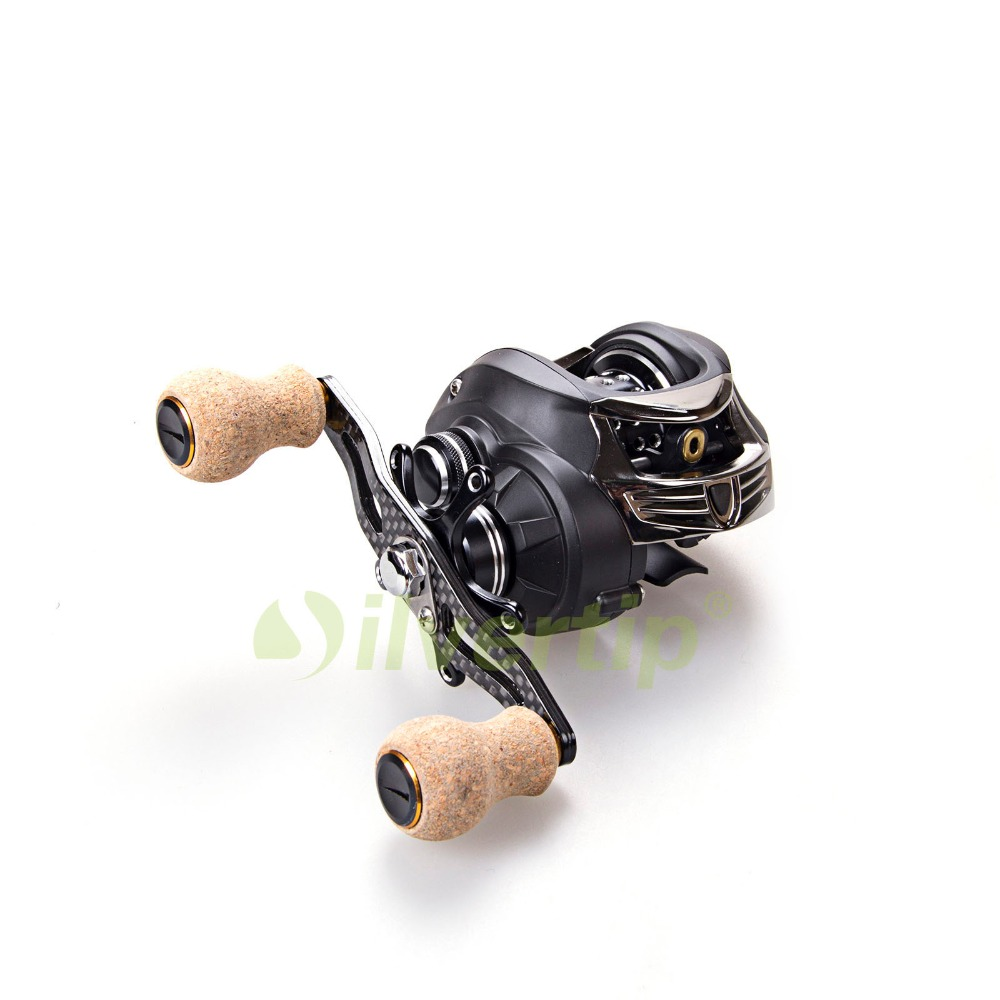 Free Shipping 13+1BB 7.0:1 Bait Casting Fishing Reel Baitcasting Light Weight Carbon Fiber Yoshikawa CHU2000 nunatak original 2017 baitcasting fishing reel t3 mx 1016sh 5 0kg 6 1bb 7 1 1 right hand casting fishing reels saltwater wheel