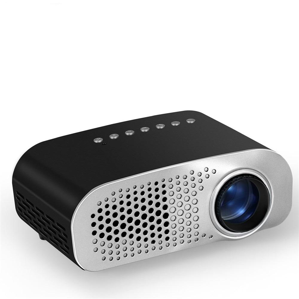 Digital pocket home cinema projetor proyector beamer dual for Best mini hdmi projector