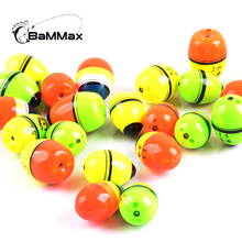 Bammax Fishing Float 3pcs Rock Buoy Ocean sea fishing floats Abopiao float inserted luminous stick Tackle