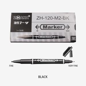Image 5 - Маркеры чернильные большого объема, 0,5 мм и 1 мм, 3 шт.