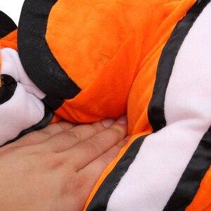 Image 5 - بدلة الأطفال الجميلة الفاخرة من بيكسار فيلم الرسوم المتحركة العثور على نيمو الطفل الصغير مريب هالوين تأثيري زي سن 2 7 سنوات