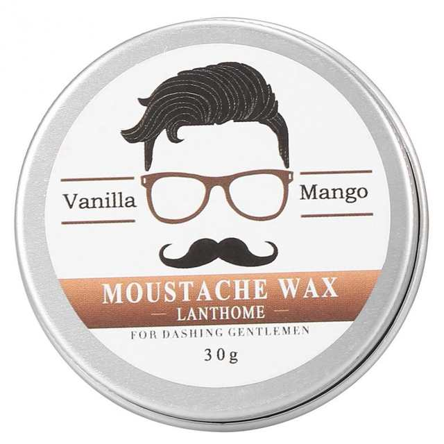 US $11 63 25% OFF|Lanthome Natural Men Beard Care Christmas Gift Set  Mustache Grooming Wax Beard Oil Balm Moisturizing Wax Beard Styling  Beeswax-in