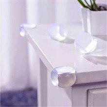 Silicone corner table protector 4Pcs