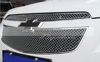Stainless Steel Center Grill Grille Trim Cover For Chevrolet Cruze 2009 2010 2011