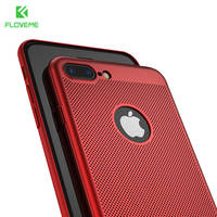 FLOVEME Breathe Freely Case For IPhone 7 6 6S Plus 5S 5 SE For Samsung Galaxy