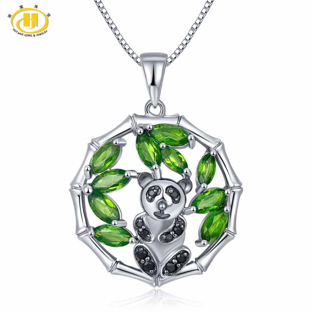 Hutang 2.3ct Diopside & Spinel Gemstone Chinese Treasure Cute ...