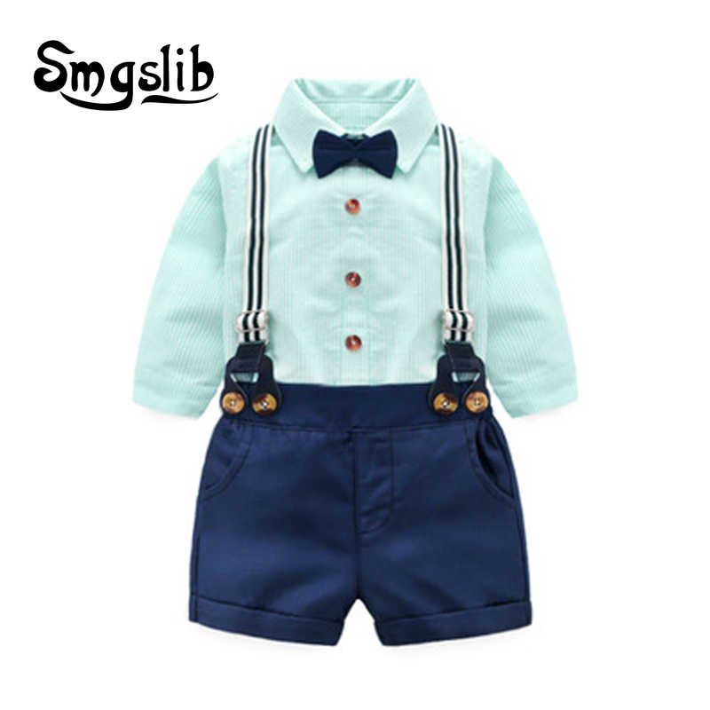 003d2ed9a15d Detail Feedback Questions about Baby boy clothes Bow tie gentleman ...
