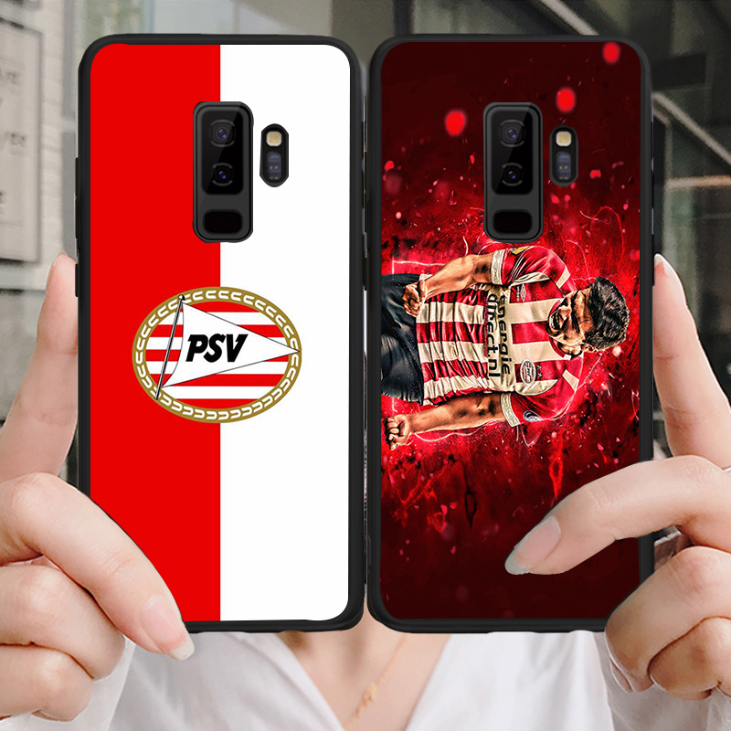 Yinuoda Phone-Case Galaxy J2proj4plus Samsung A7 For PSV Eindhonven Black Soft TPU TPU