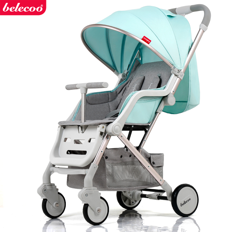 Hot sell Baby stroller ultra-light portable folding car baby stroller travel system easy fold easy carry baby carriage