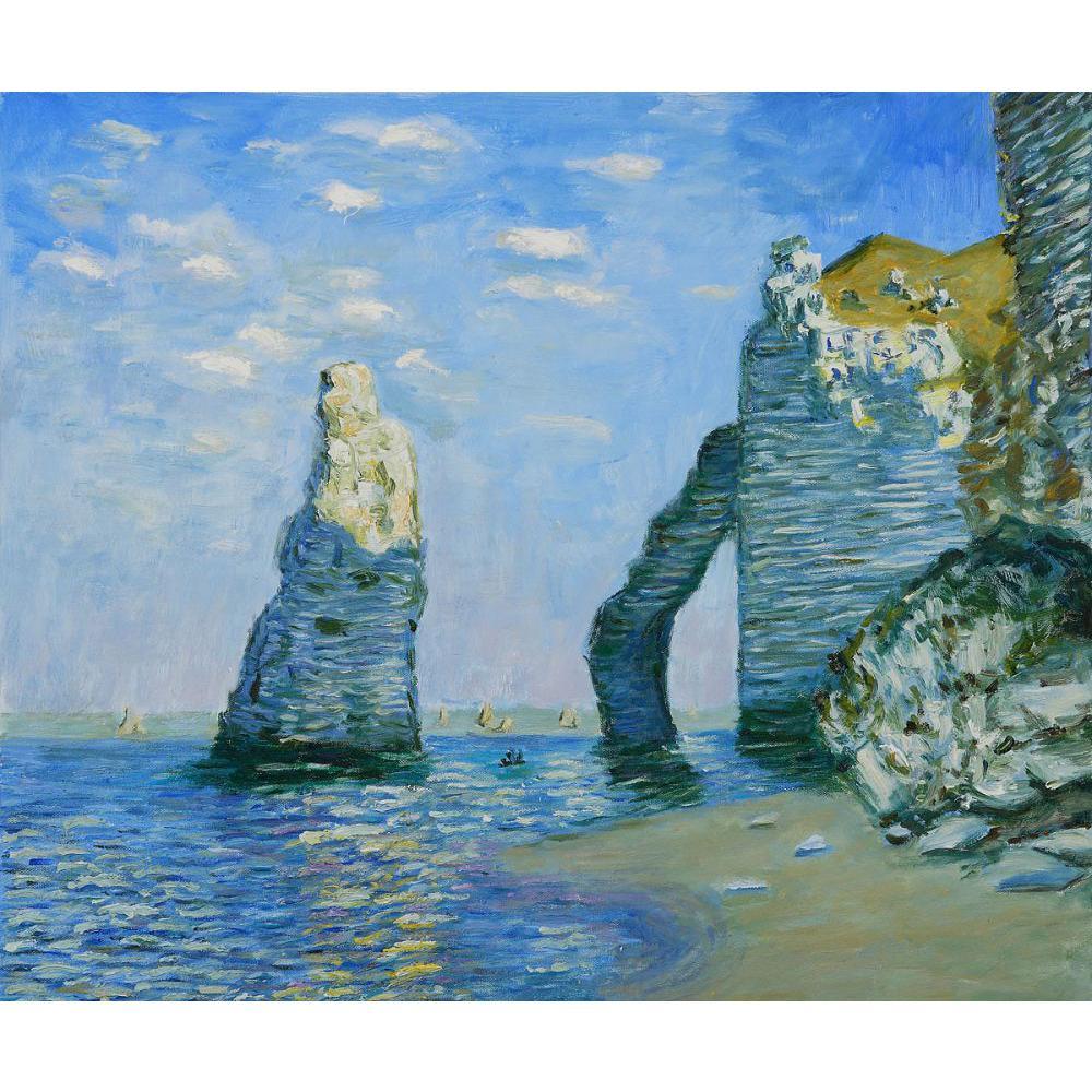 Claude Monet Classic landscape canvas oil paintings The ...