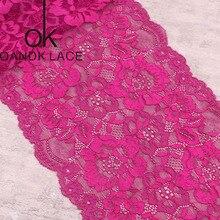 Кружевная кружевная юбка, цветные тканые аксессуары для одежды, аксессуары для одежды, кружевные украшения, материалы ручной работы