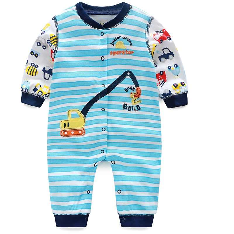 a6e7bfa84a21 Detail Feedback Questions about Cotton Long Baby Romper Pajamas ...