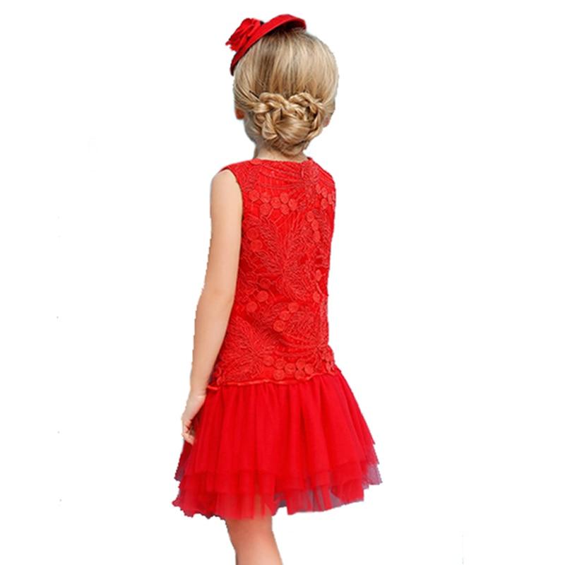 CANDYDOL лятна детска рокля за момичета - Детско облекло - Снимка 3