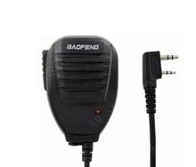 Mini-hand microphone for Baofeng UV-5R UN Plus BF-888S UV-5RB UV-5RC for Kenwood radios аксессуары для раций baofeng uv 5r 5ra 5rb 5rc 5 5re 5rg leatherpouch 5r