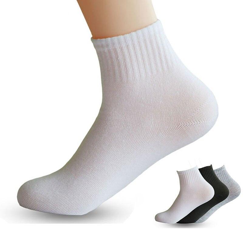 ᐅ1 par Calcetines Hombre compresión Calcetines mens tobillo ...