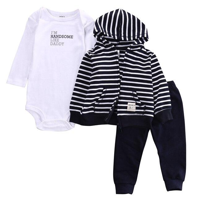 e77576b83226 2017 Autumn Winter Clothes Set Newborn Infant Baby Girl Boy Clothes ...