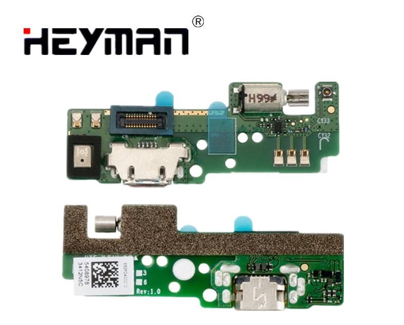 Heyman di Ricarica Port PCB board Vibratore di Ricambio per Sony E5 F3311 F3313 (microfono, connettore di carica, componenti)Heyman di Ricarica Port PCB board Vibratore di Ricambio per Sony E5 F3311 F3313 (microfono, connettore di carica, componenti)